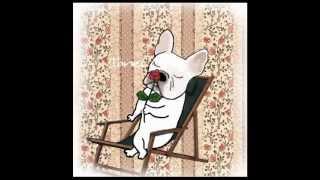 フレンチブルドッグとか。 -NishizawaKeiko犬のイラスト作品展2012春-