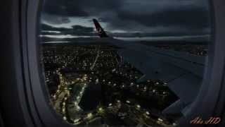 FSX DX10 HD | Turkish Airlines 737-900 ngx | Istanbul Wing View |