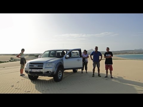 Boa Vista the south, Cape Verde HD