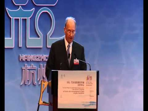 HH Karim Aga Khan speech at UNESCO Conference in China-Part1