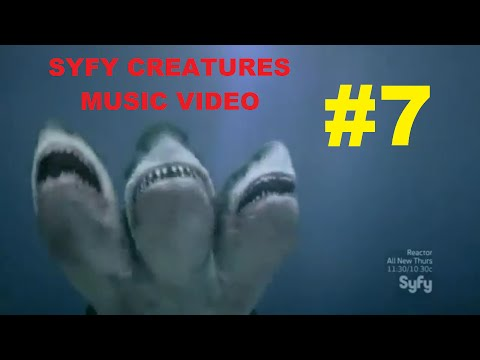 Syfy Creatures Music Video #7