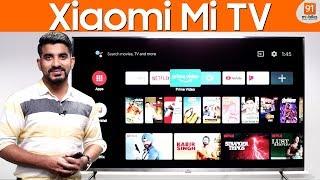 Xiaomi Mi TV 65 inch 4K Smart TV: First look | Hands on | Price