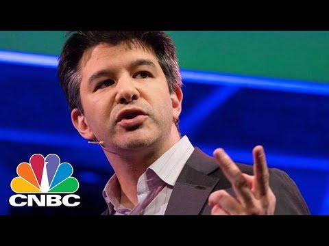 Former Uber CEO Travis Kalanick To Sell $1.4 Billion In Shares | CNBC