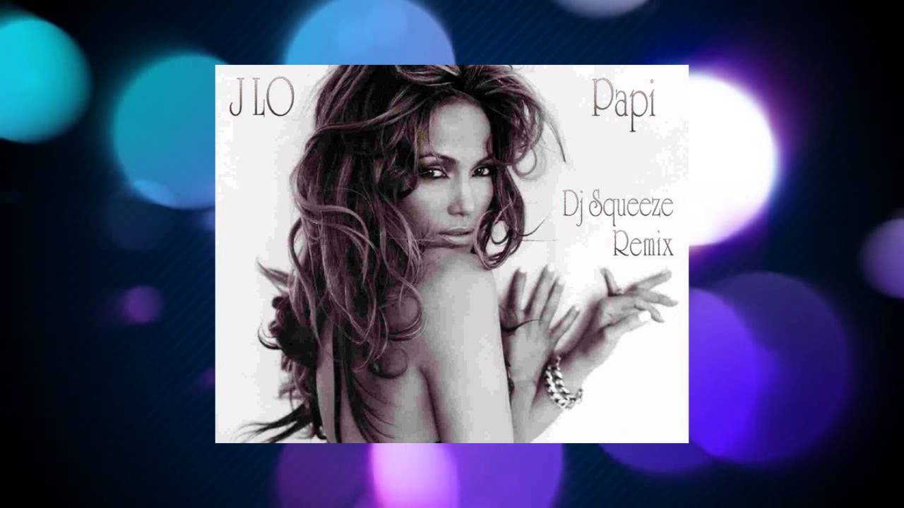 Jennifer Lopez Squeezed