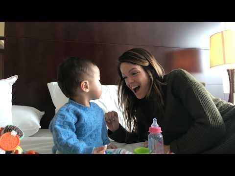 Josie's Gotcha Day and Adoption Story I China Adoption