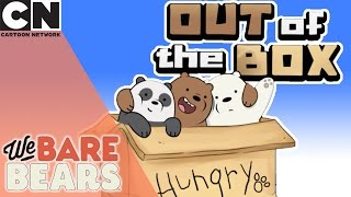 We Bare Bears | Out Of The Box Playthrough | Cartoon Network