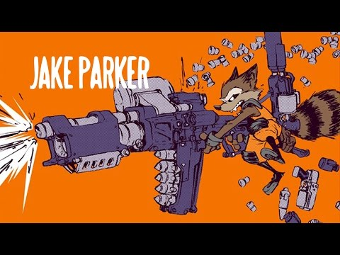 Jake Parker: Skyheart Kickstarter, Patreon & Social Media for Comic Artists. CTC-5