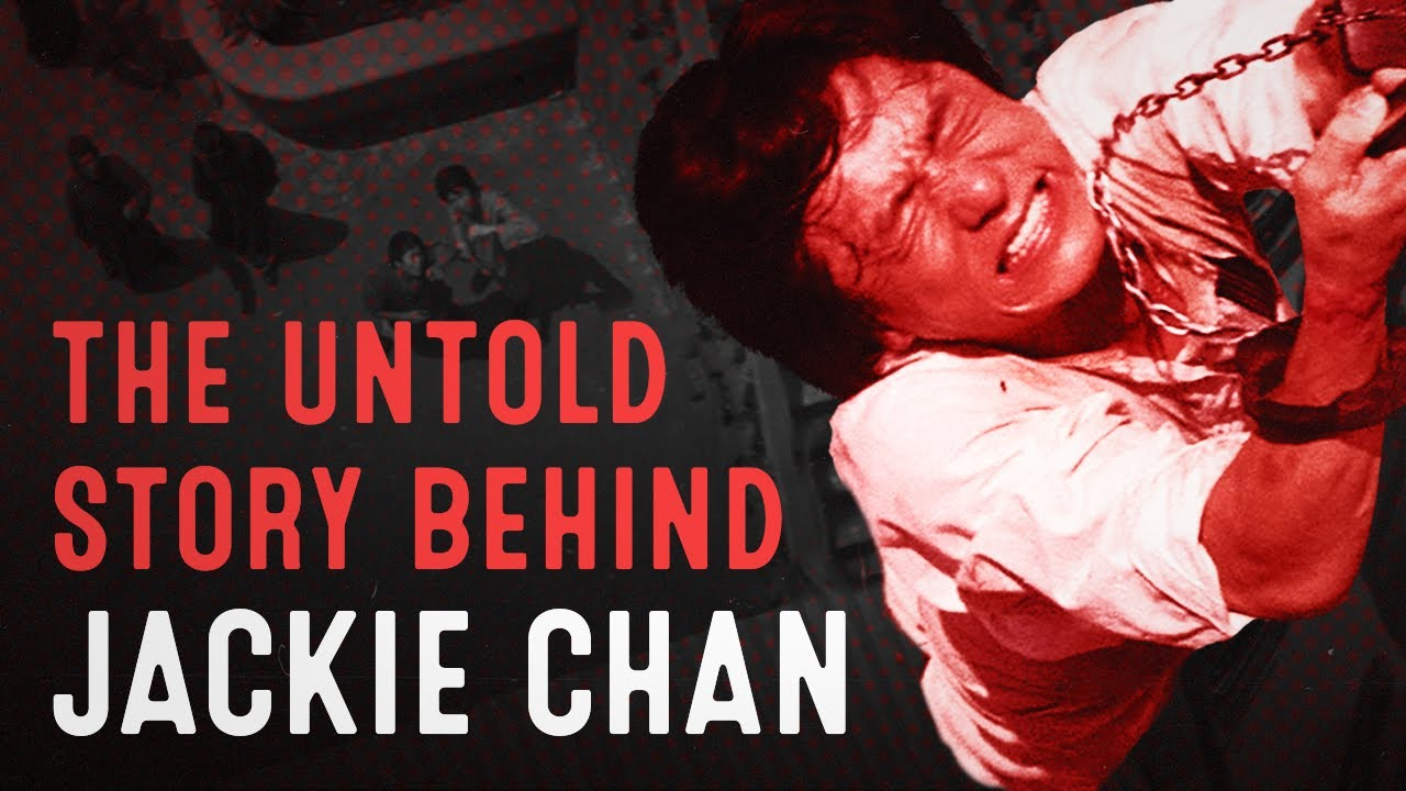 How Jackie Chan Mastered Pain - True Fiction