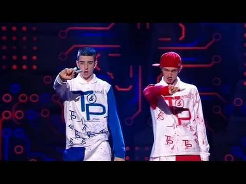 Twist and Pulse - Britains Got Talent 2010 - The Final itv.comtalent