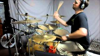 Metallica - Shortest Straw  - Drum Cover