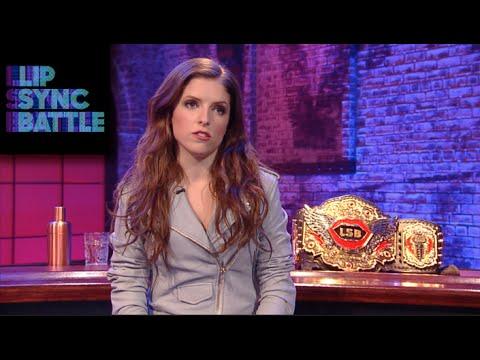Anna Kendrick on her Lip Sync Win | Lip Sync Battle