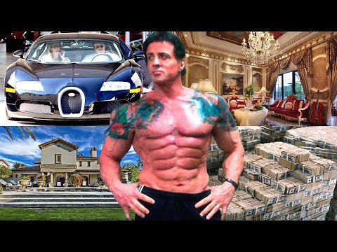 Sylvester Stallone's Lifestyle ★ 2017