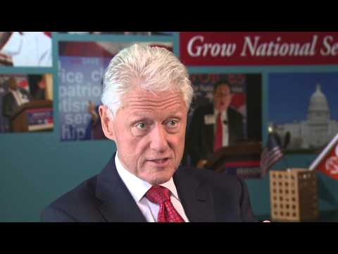 Watch PBS NewsHour full interview with Bill Clinton