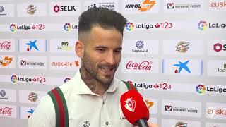 """Rubén García: """"El Sadar hace que los pelos se me pongan de punta en todo momento"""""""