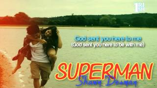 Watch Shawn Desman Superman video