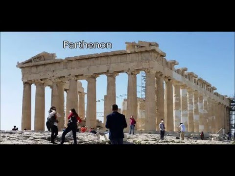 Greece - Athens with a Baby / must see and personal tips
