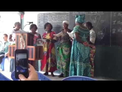 Congo church special music