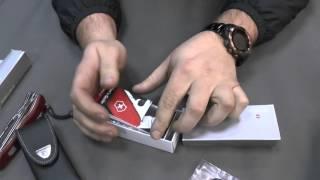 Швейцарские ножи Victorinox(Очередная посылка с сайта Victorinoxshop.ru Это наверное уже 10 а я посылка с этого сайта .. Спустя время появилась..., 2016-02-29T21:29:48.000Z)