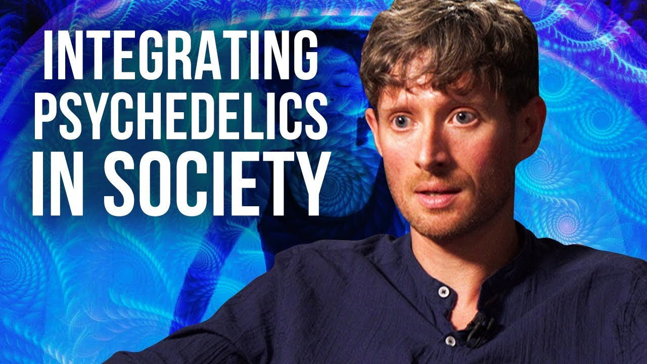 INTEGRATING PSYCHEDELICS WITH SOCIETY - Dr  Robin Carhart-Harris | London  Real