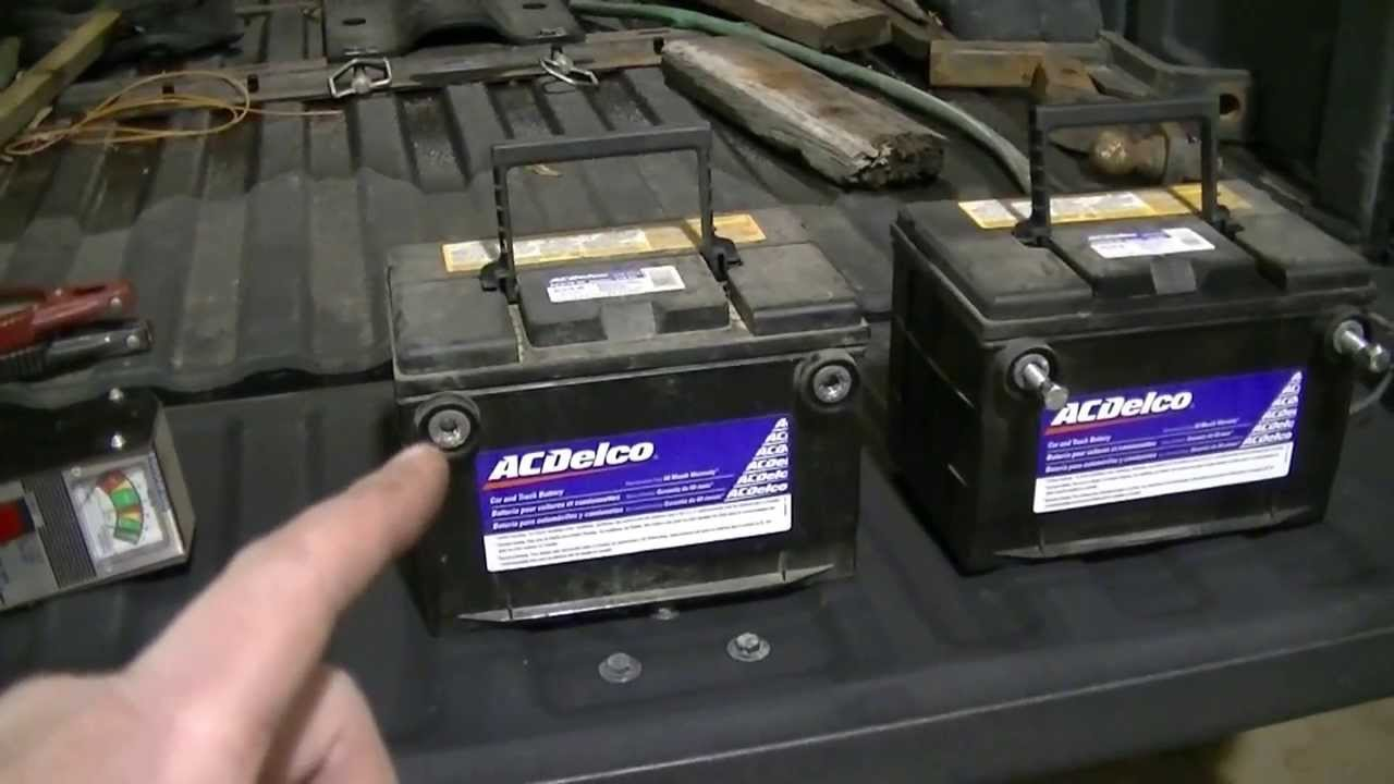 02 Duramax Battery Testing Quot Batteries Are Not Staying