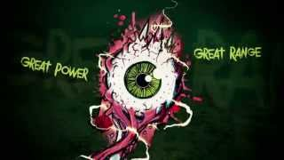 "PRONG - ""Turnover"" (LYRIC VIDEO)"