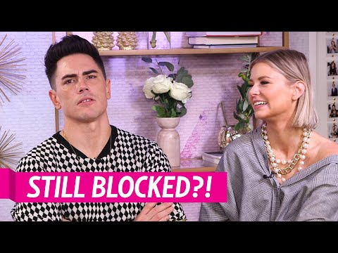 Vanderpump Rules Tom & Ariana On Leaving The Show For Good | Delish from YouTube · Duration:  10 minutes 50 seconds