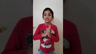 Aigiri Nandini song by Hitesh....Song for kids