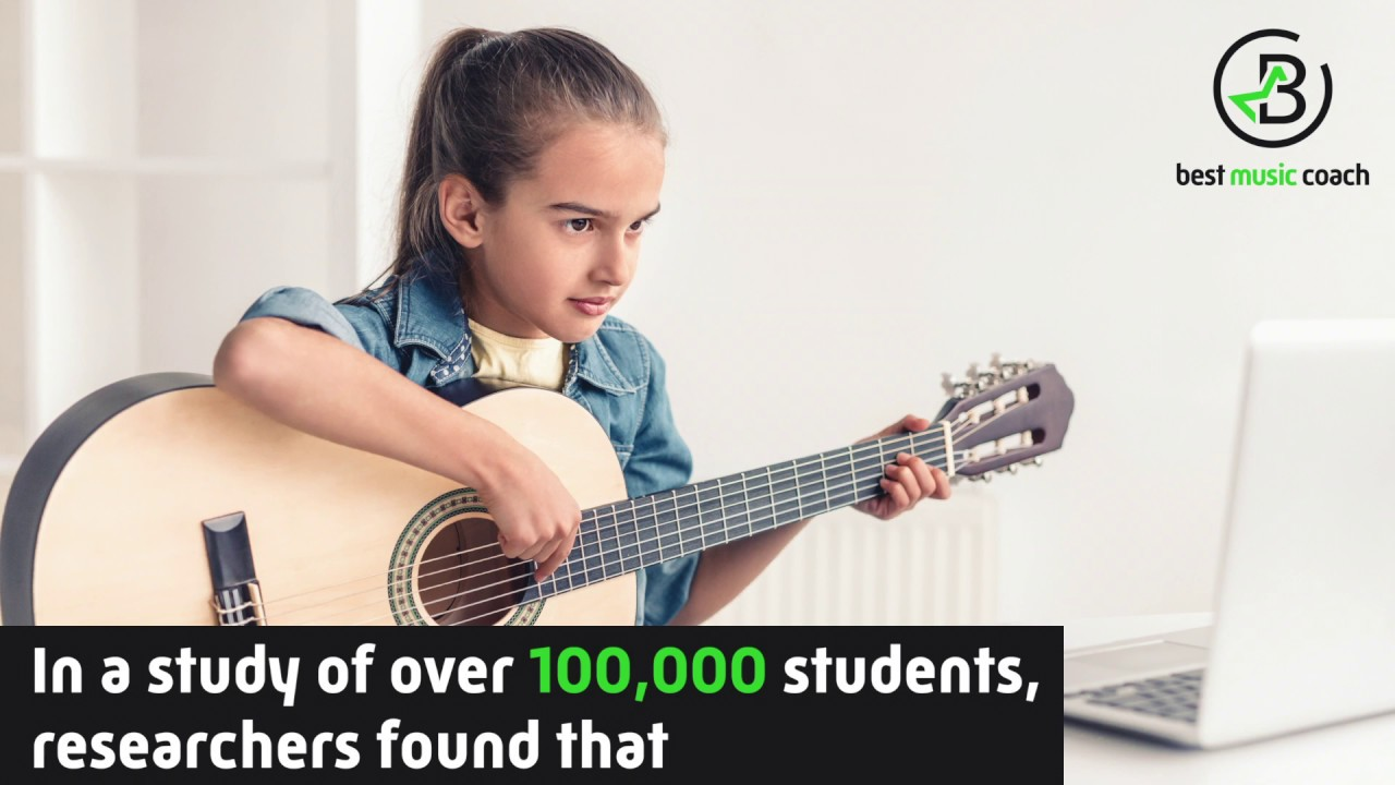Music Lessons = Better Grades
