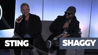 Shaggy & Sting Reveal Their Debt To Jamaica & Defends Bruno Mars