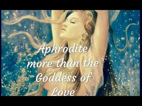 Embrace Inner Goddess: APHRODITE, More than Just the Goddess of Love
