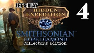 Hidden Expedition 6: Smithsonian Hope Diamond CE [04] w/YourGibs - ESCAPING MUSEUM CASTLE