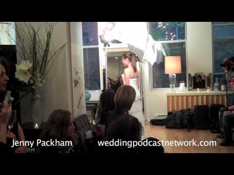 Wedding Dresses and How to Choose Them Jenny Packham Highlights April 2010 Bridal Market