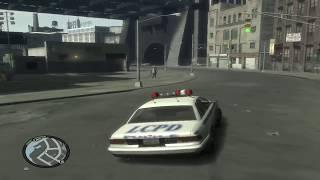 Grand Theft Auto IV (GTA 4) PC Gameplay - 2017