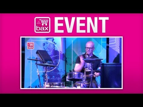 Roland V-Drums clinic by Michael Shack - Events