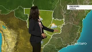 Previsão Centro-Oeste – Tempo instável em MS