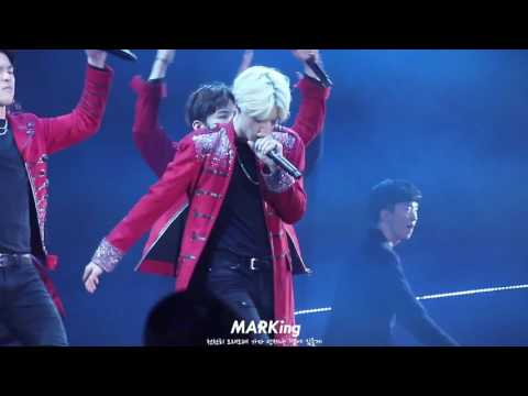 160618 GOT7 FLY IN GUANGZHOU GIRLS GIRLS GIRLS (MARK FOCUS)