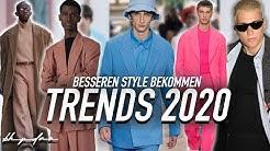 MODETRENDS 2020 für Männer | Streetwear FRÜHLING- & SOMMERTRENDS | bhpdao