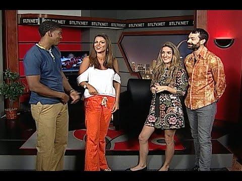 The Daily Mix: Curt Copeland & Dana Kay Goddard talk Saint LOUau with Angella & Colin - 10/14/15