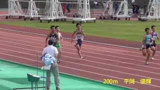 2017/6/24 第1回中部陸協記録会 thumbnail