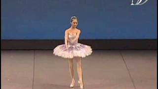 Gamzatti from La Bayadere -高田 茜 Akane Takada -2008 NBA ballet co...