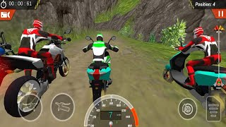 OFFROAD BIKE RACING GAME ANDROID GAMEPLAY #Dirt Motorcycle Racer #Bike Racing Games #Games Android