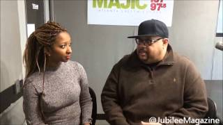 fred hammond talks about new cd and tells how to remain relevant in the industry