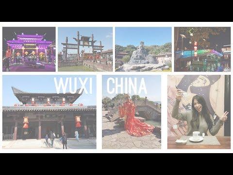 TRIP TO WUXI, CHINA!!! | Nanchang Street, Yuantouzhu Head Garden & Three-Kingdoms City