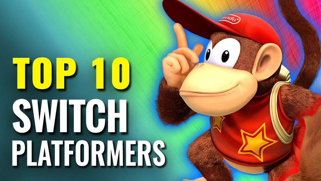 Top 10 Switch Platformer Video Games Youtube