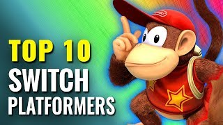 Top 10 Switch Platformer Video Games