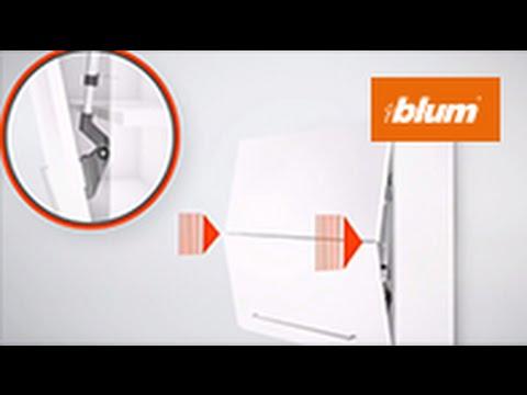 Blum Aventos Servo-Drive Assembly - YouTube