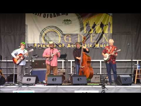 Frank Solivan and Dirty Kitchen, Ogden Music Festival, June 3, 2017