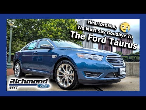 2018 Ford Taurus Review: Saying Our Final Goodbye