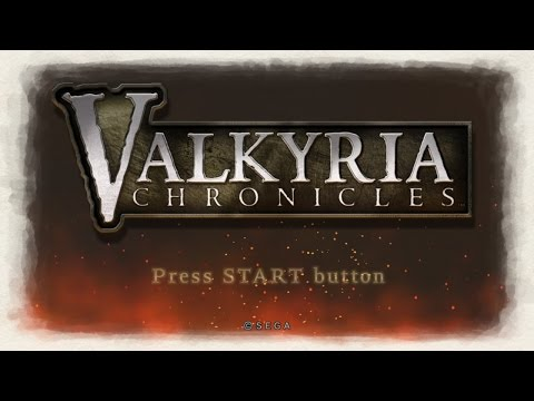 Game Hoarder plays Valkyria Chronicles  