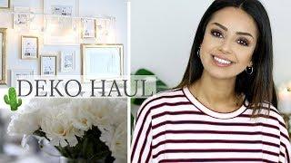 Deko Haul + Deko TOUR in meinem Zimmer I Ikea, ZARA - Home,... I tamtambeauty